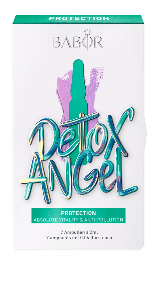 2019 Ampoules Protection DetoxAngel